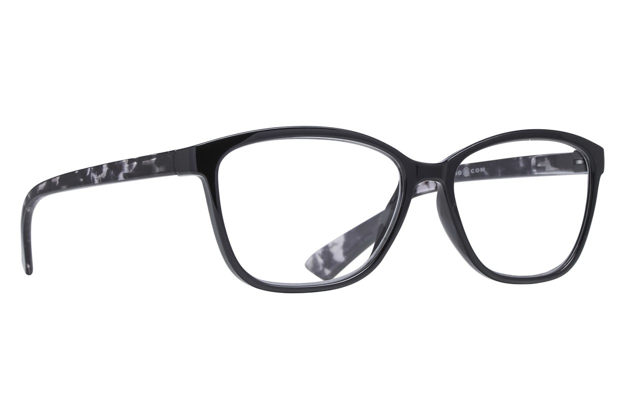 Max Studio MSR8223 Reading Glasses Black
