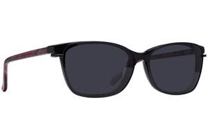 Click to swap image to alternate 1 - Revolution Savannah Black Glasses