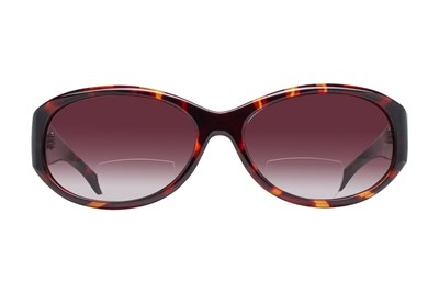 Evolutioneyes TR07114SR Reading Sunglasses Tortoise