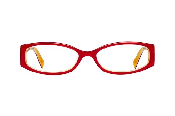 Rocawear R10 Red Glasses