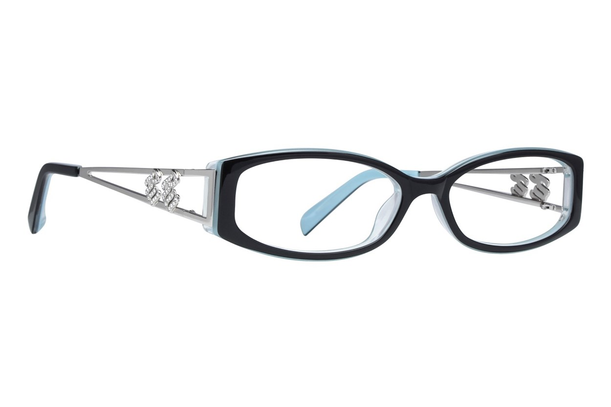 Rocawear R10 Black Glasses