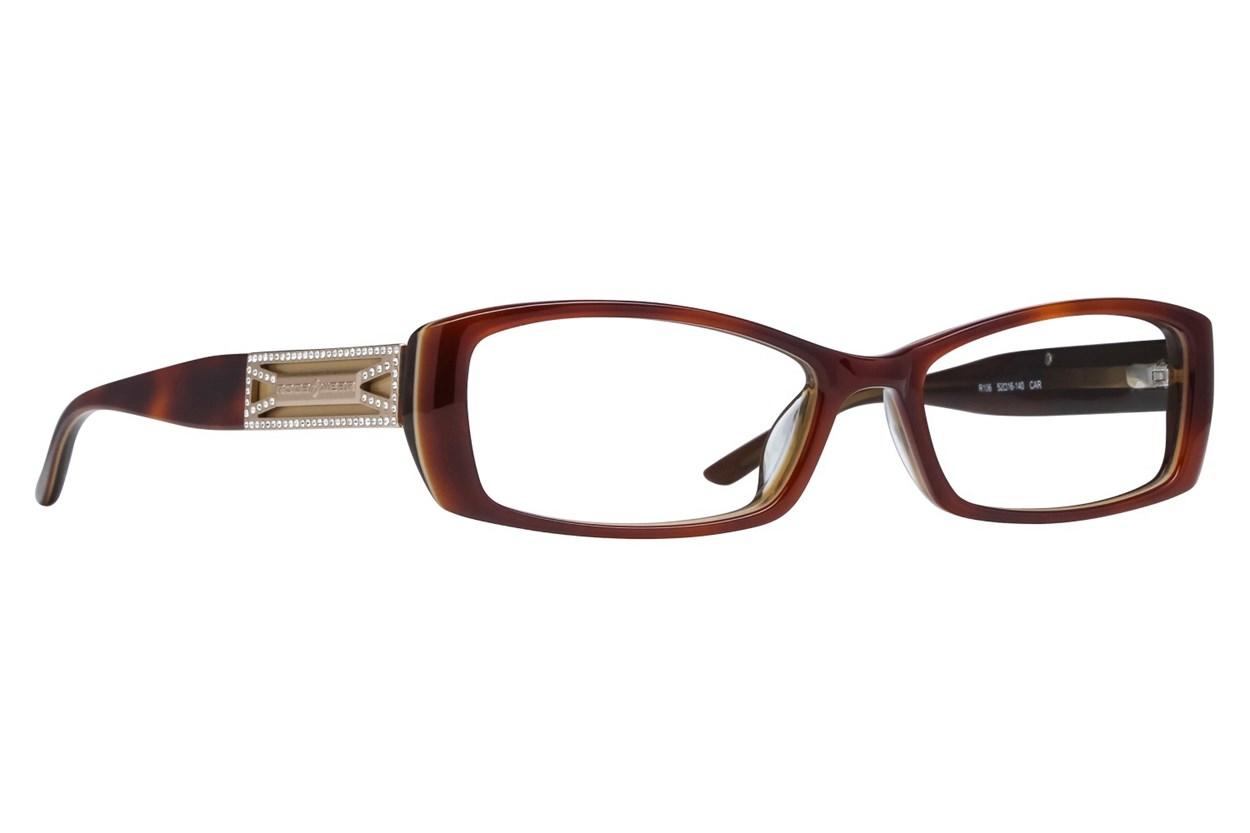 Rocawear R106 Tan Glasses