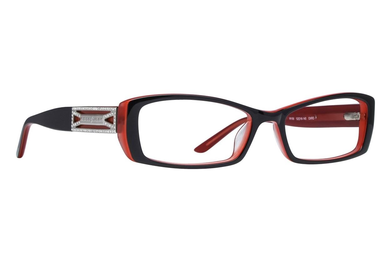 Rocawear R106 Black Glasses