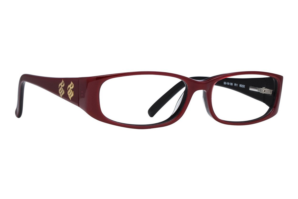 Rocawear R11 Red Glasses
