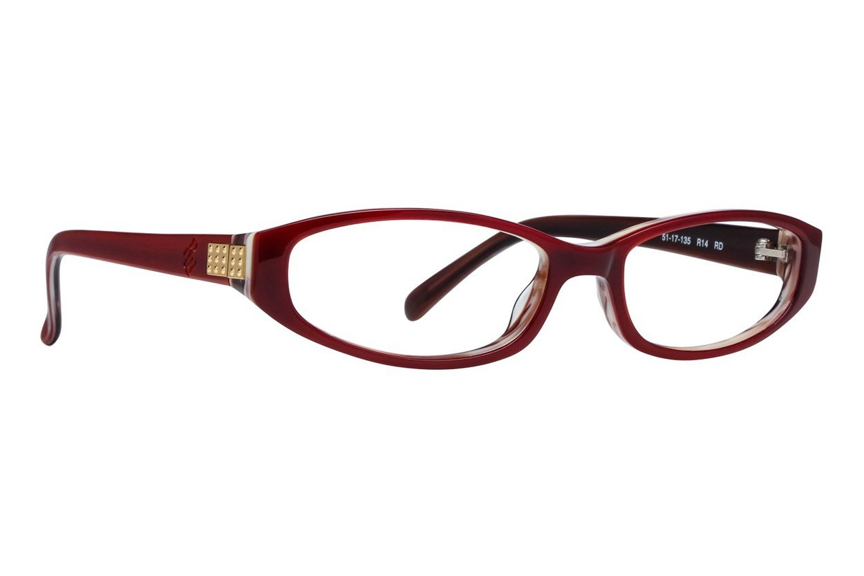 Rocawear R14 Red Glasses