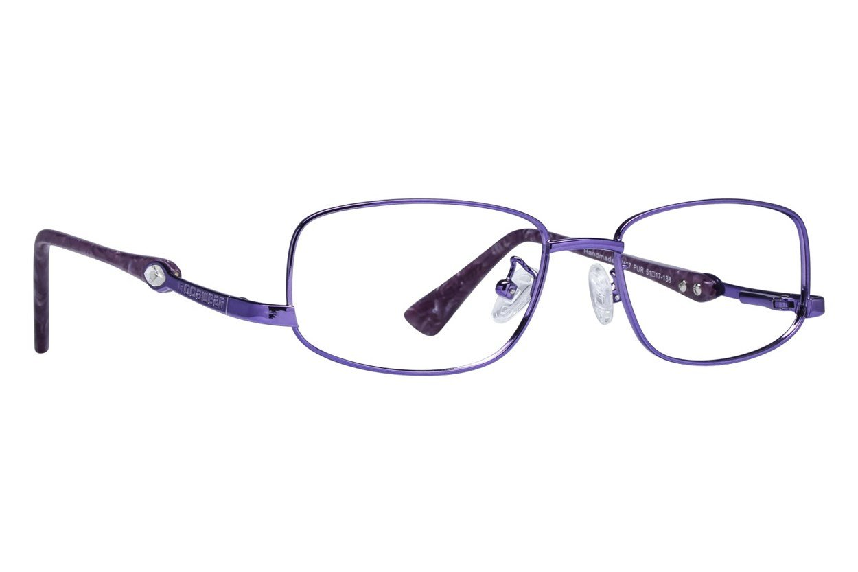 Rocawear R157 Purple Glasses
