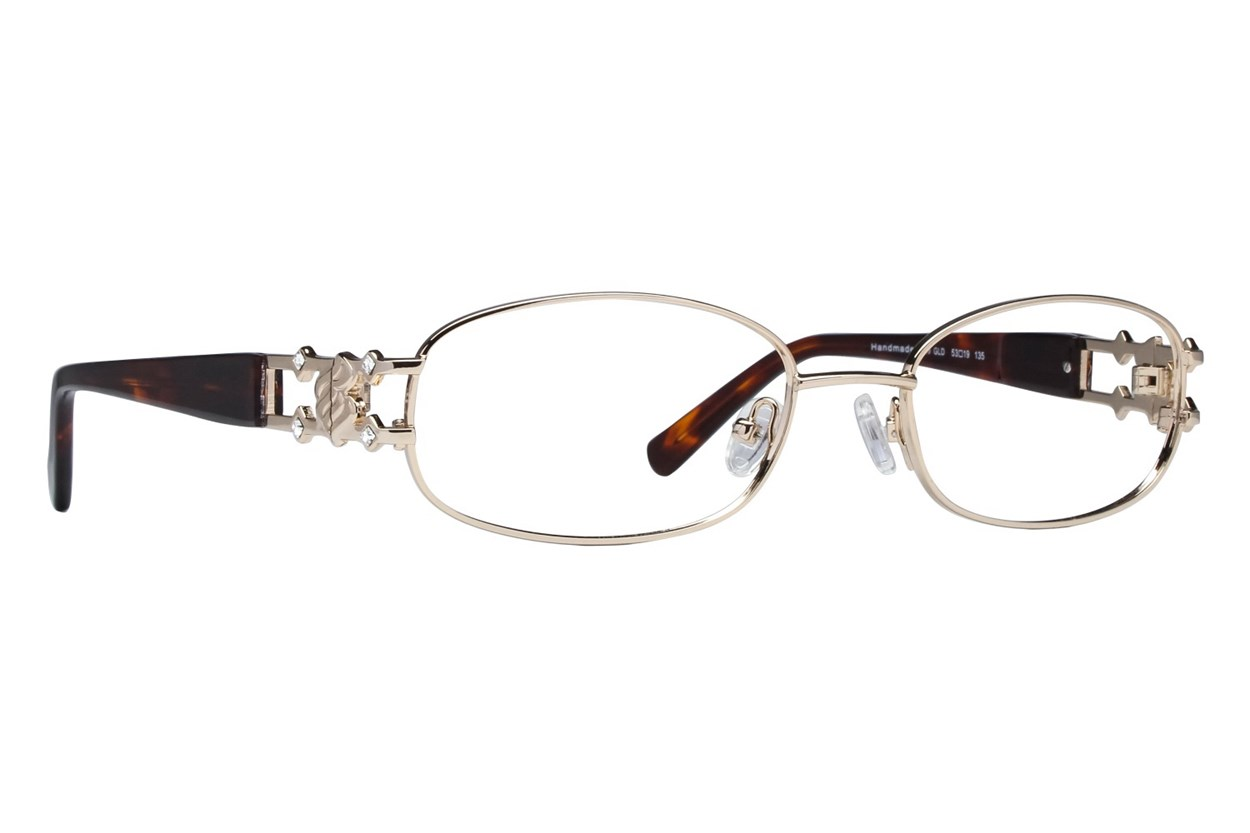 Rocawear R159 Gold Glasses