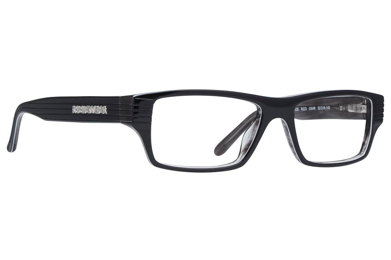 Rocawear R223 Black Glasses