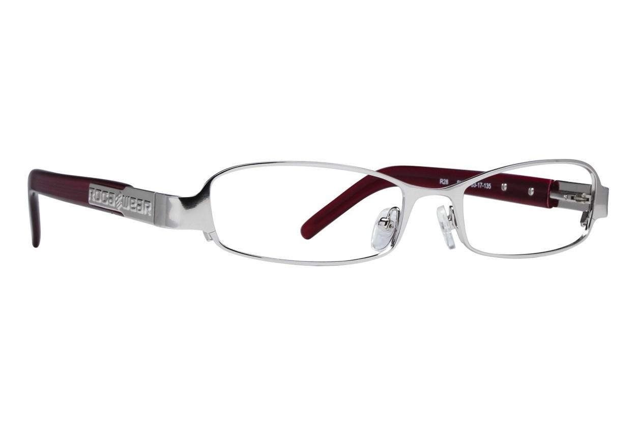 Rocawear R28 Silver Glasses