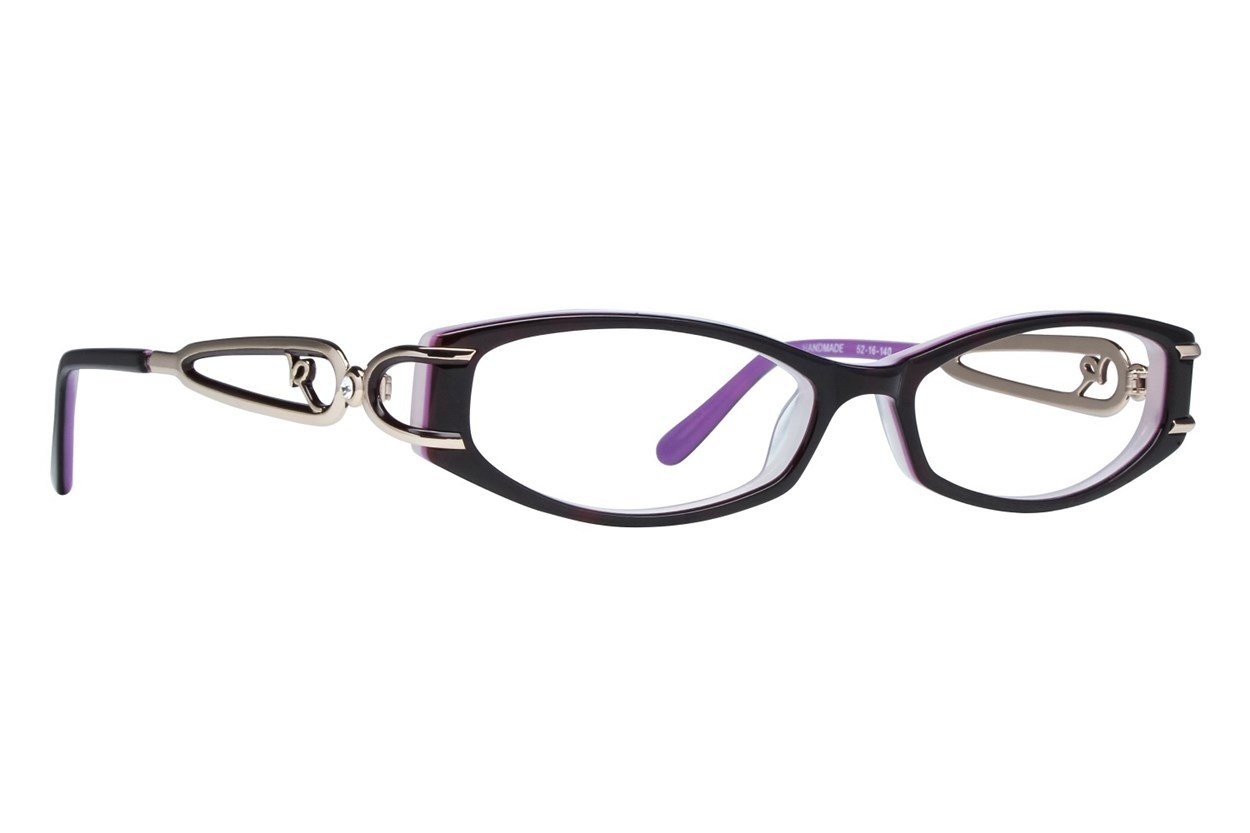 Rocawear R285 Black Glasses
