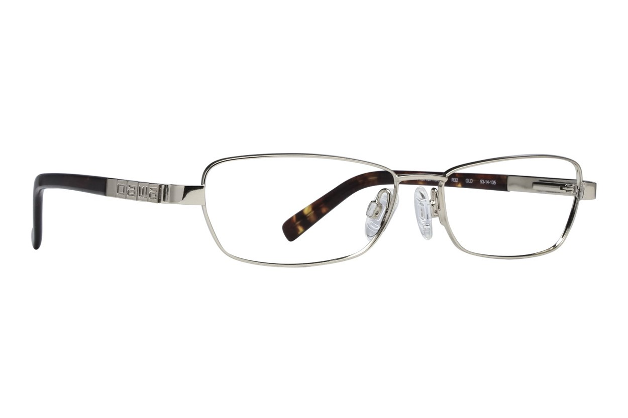 Rocawear R32 Gold Glasses