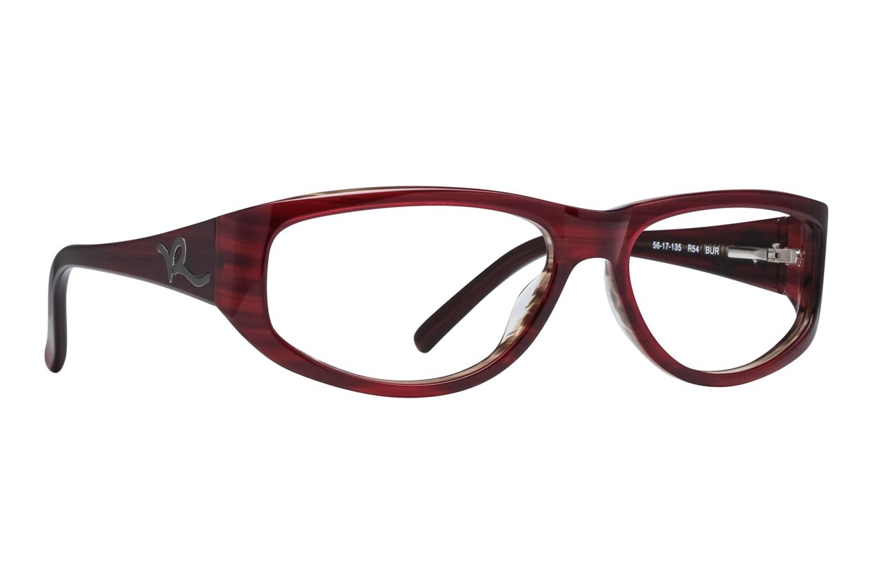 Rocawear R54 Red Glasses