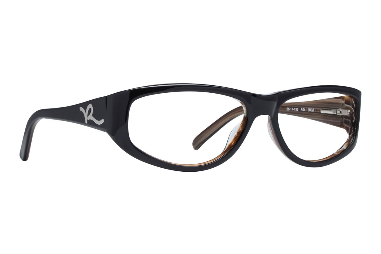Rocawear R54 Black Glasses