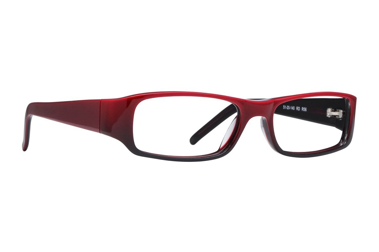 Rocawear R56 Red Glasses