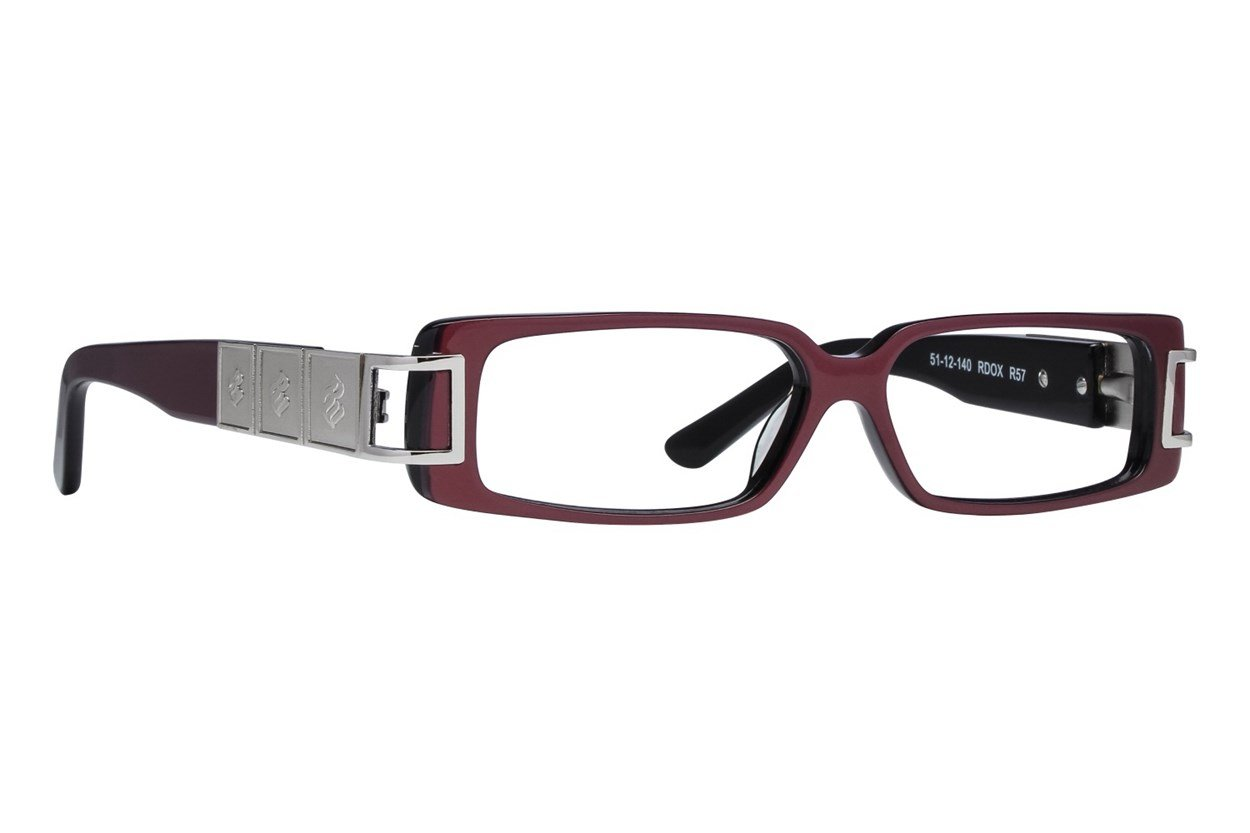 Rocawear R57 Red Glasses