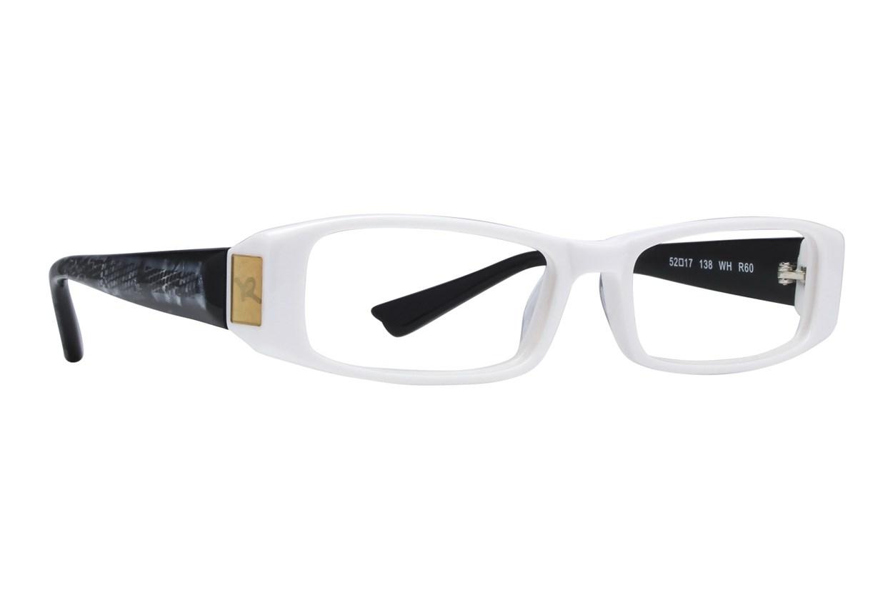 Rocawear R60 White Glasses