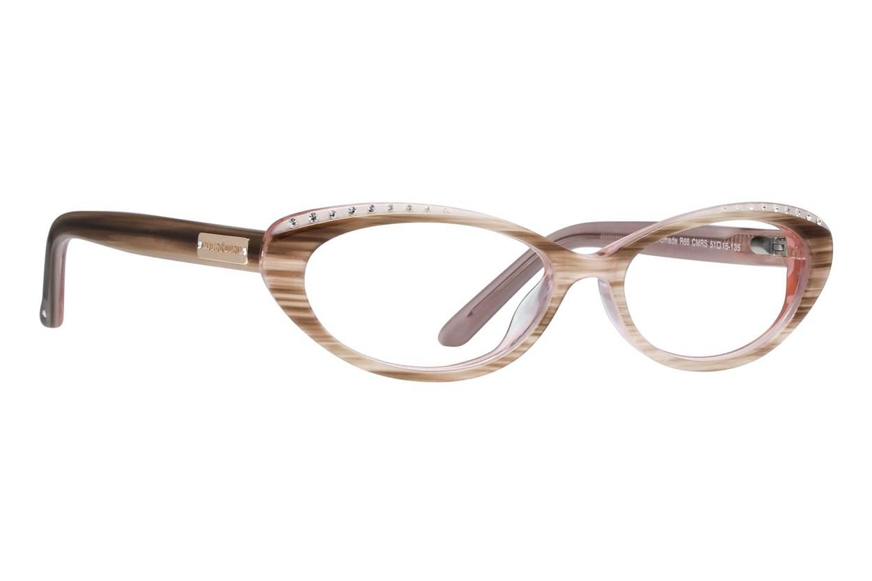 Rocawear R66 Tan Glasses