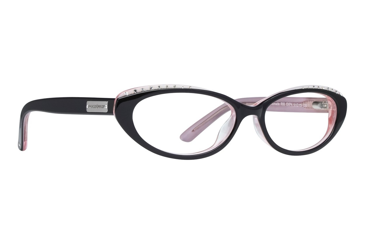 Rocawear R66 Black Glasses