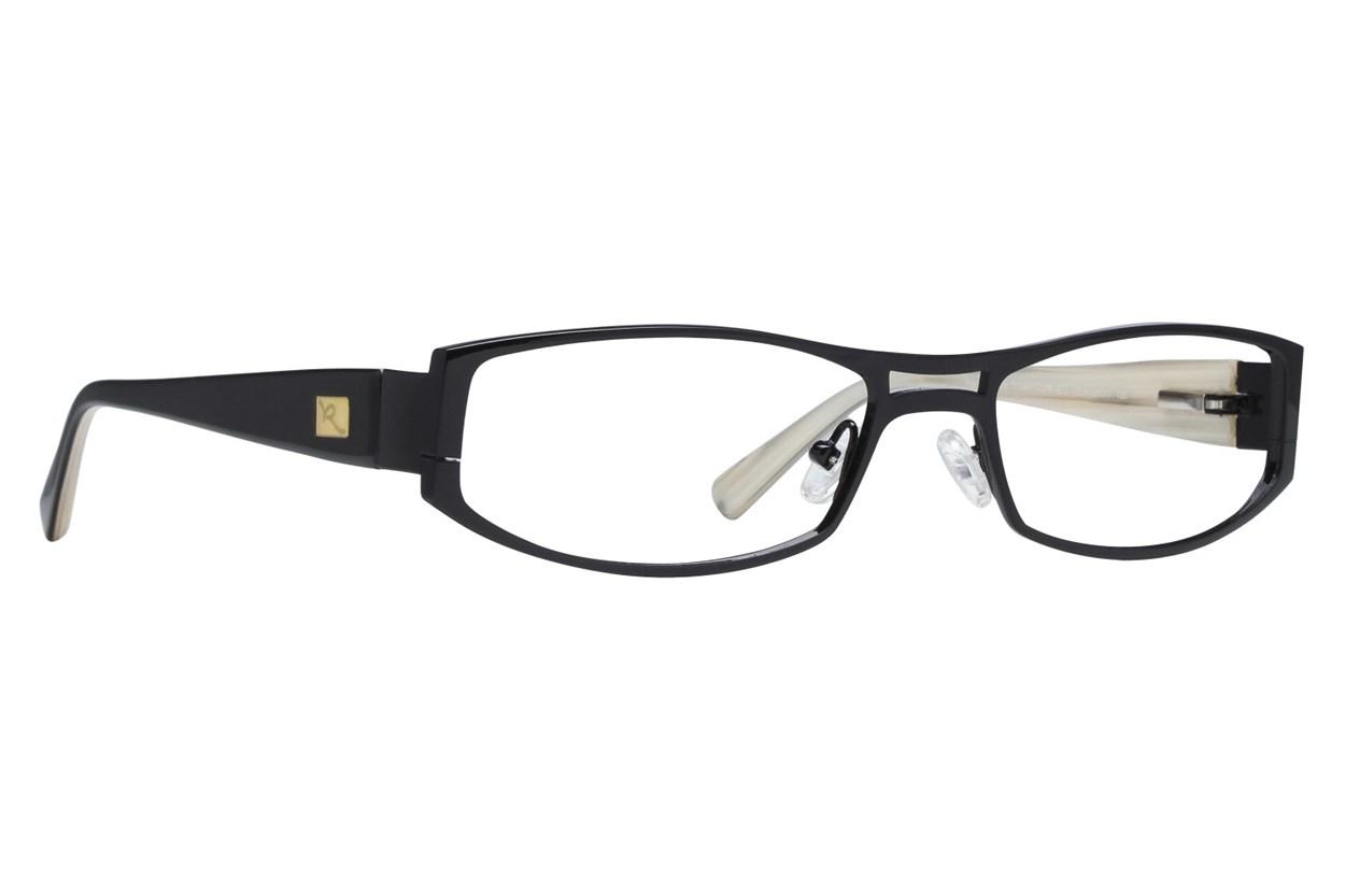 Rocawear R73 Black Glasses
