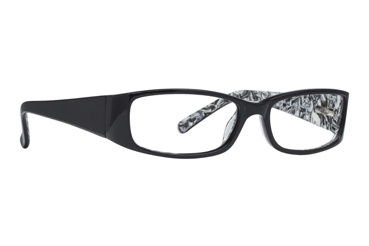 Rocawear R74 Black Glasses