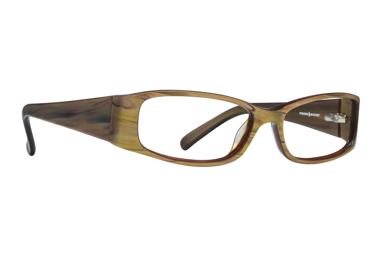 Rocawear R74 Tan Glasses