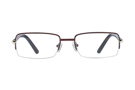 Rocawear RO296 Brown Glasses