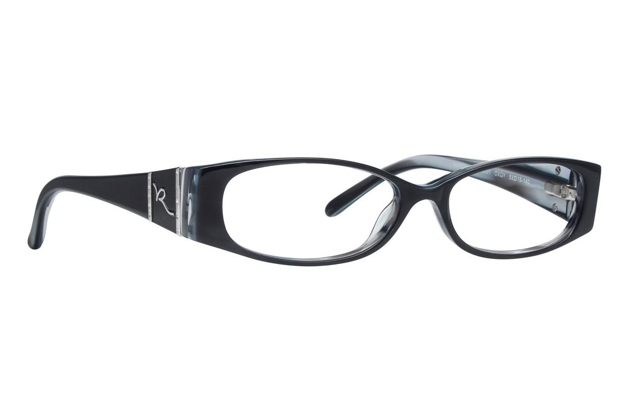 Rocawear RO301 Black Glasses