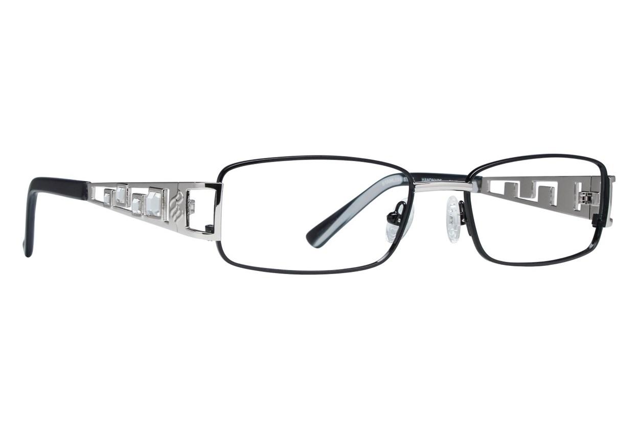 Rocawear RO406 Silver Glasses