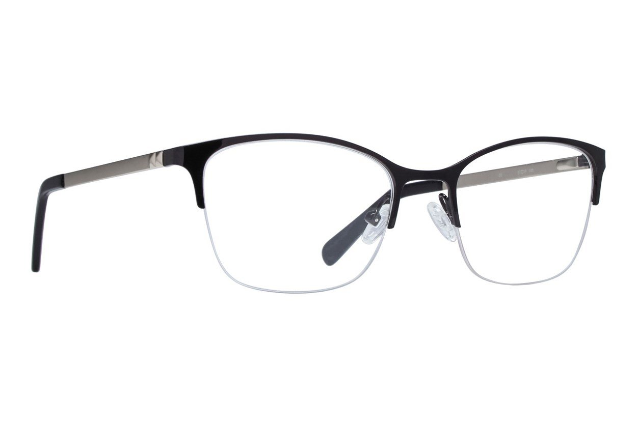 Dereon DOV536 Black Glasses