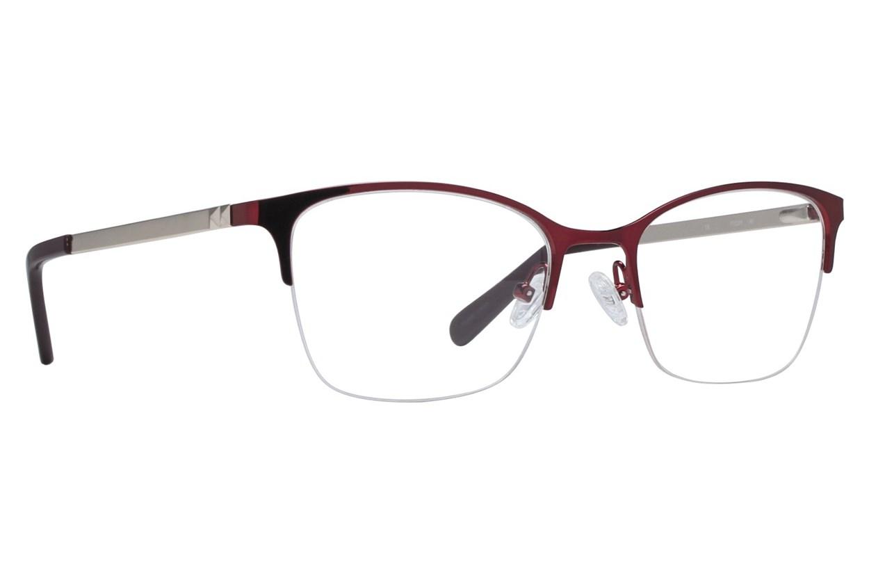 Dereon DOV536 Red Glasses