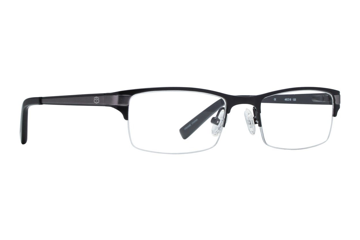 TapouT TAP846 Black Glasses