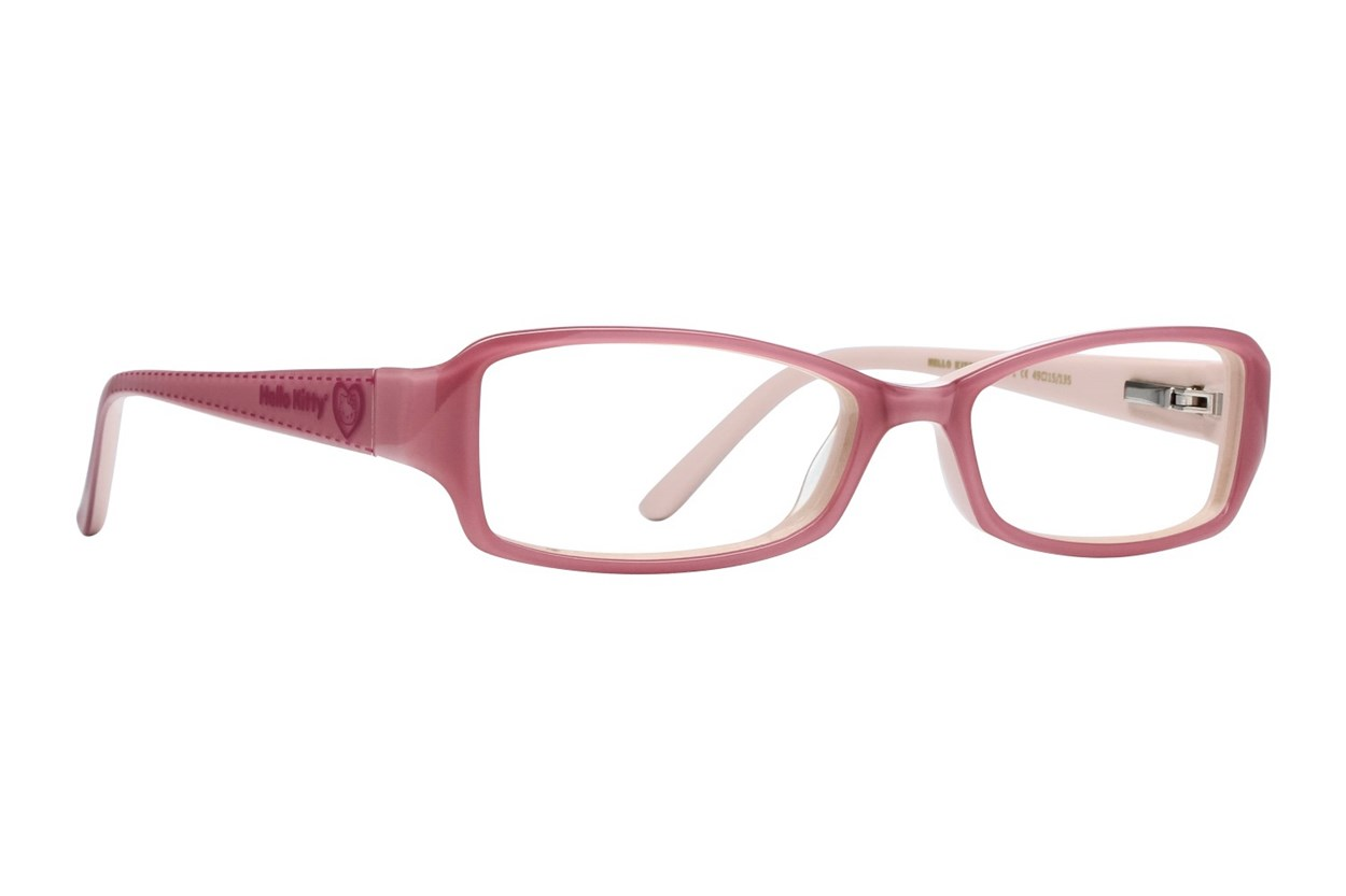 Hello Kitty HK211 Pink Glasses