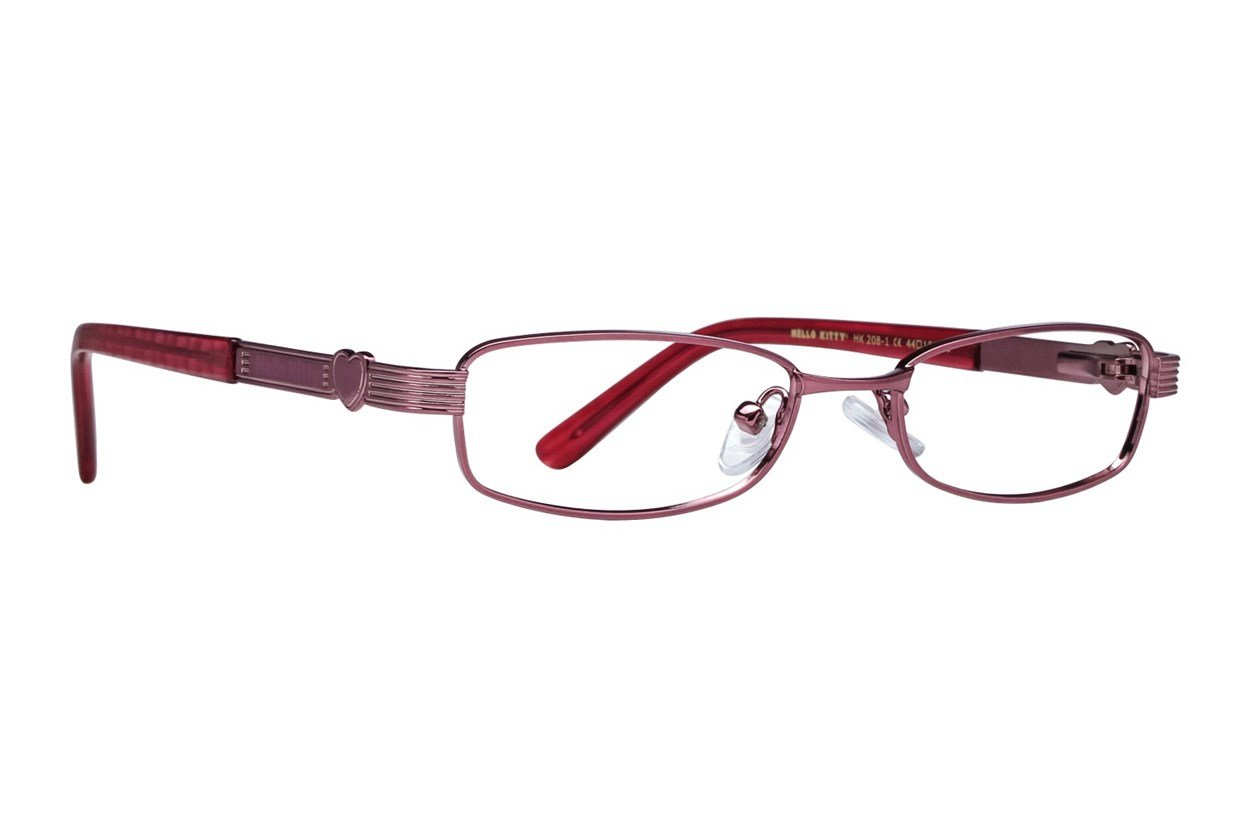 Hello Kitty HK208 Purple Glasses