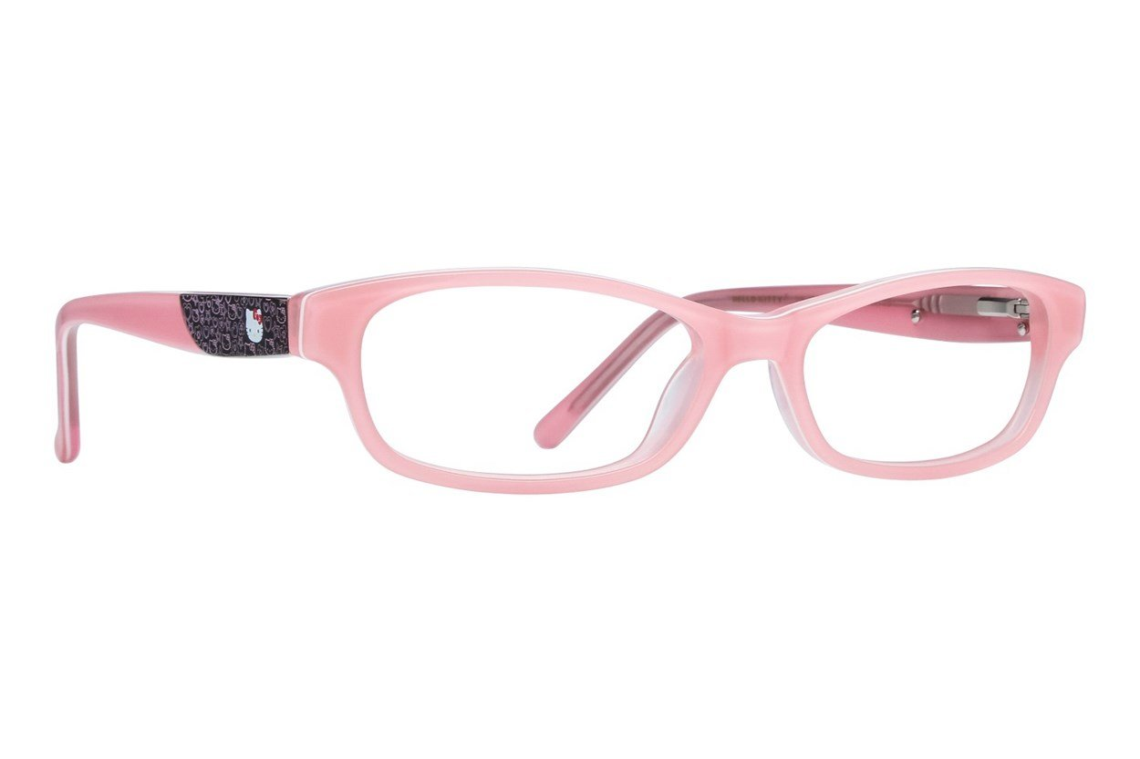 Hello Kitty HK235 Eyeglasses - Pink