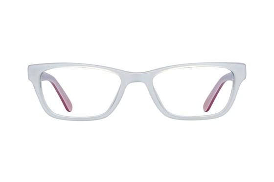 Hello Kitty HK259 White Glasses