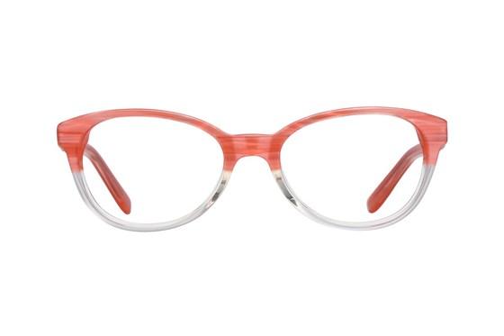 Hello Kitty HK279 Orange Glasses