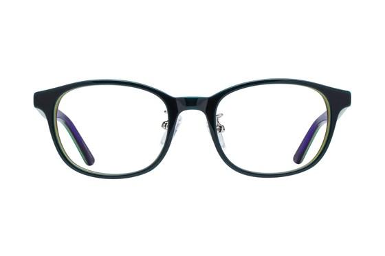 Hello Kitty HK285 Green Glasses