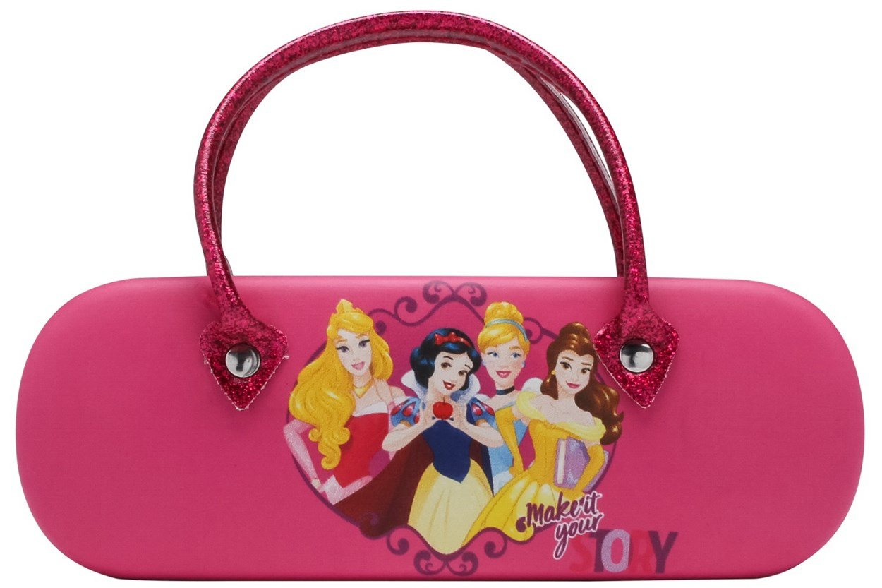 Disney Princess Handle Eyeglass Case Pink GlassesCases