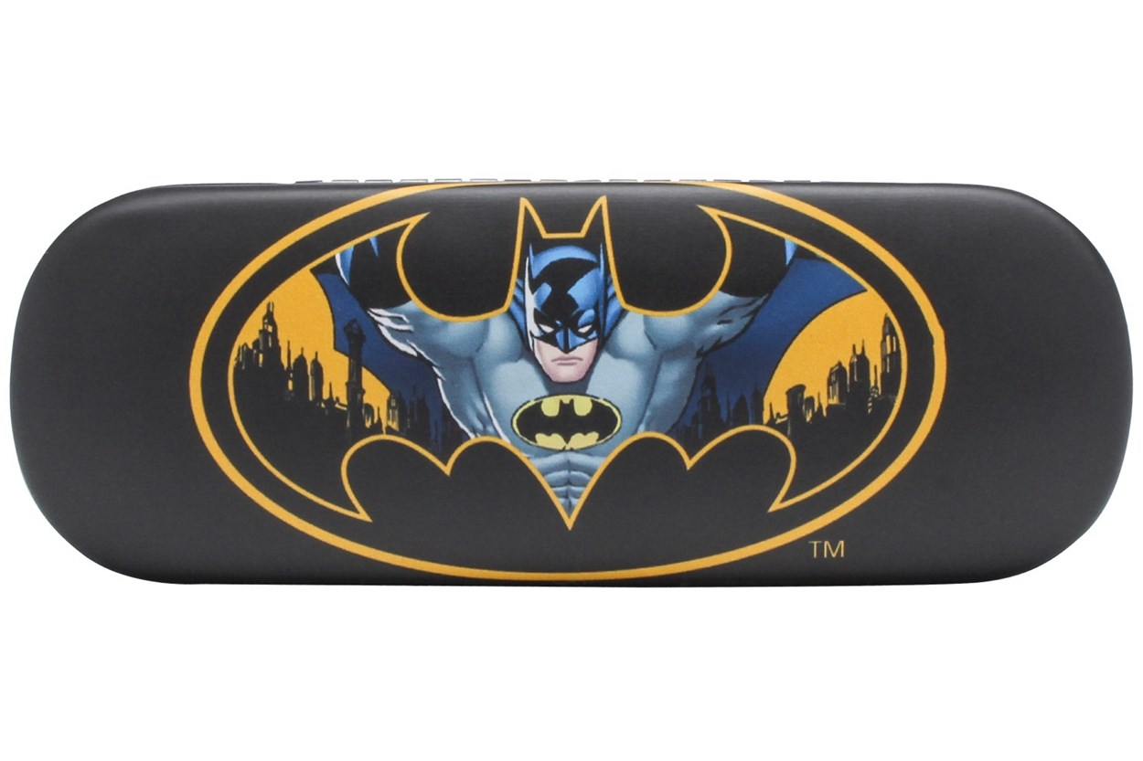 Batman Optical Eyeglass Case Black GlassesCases