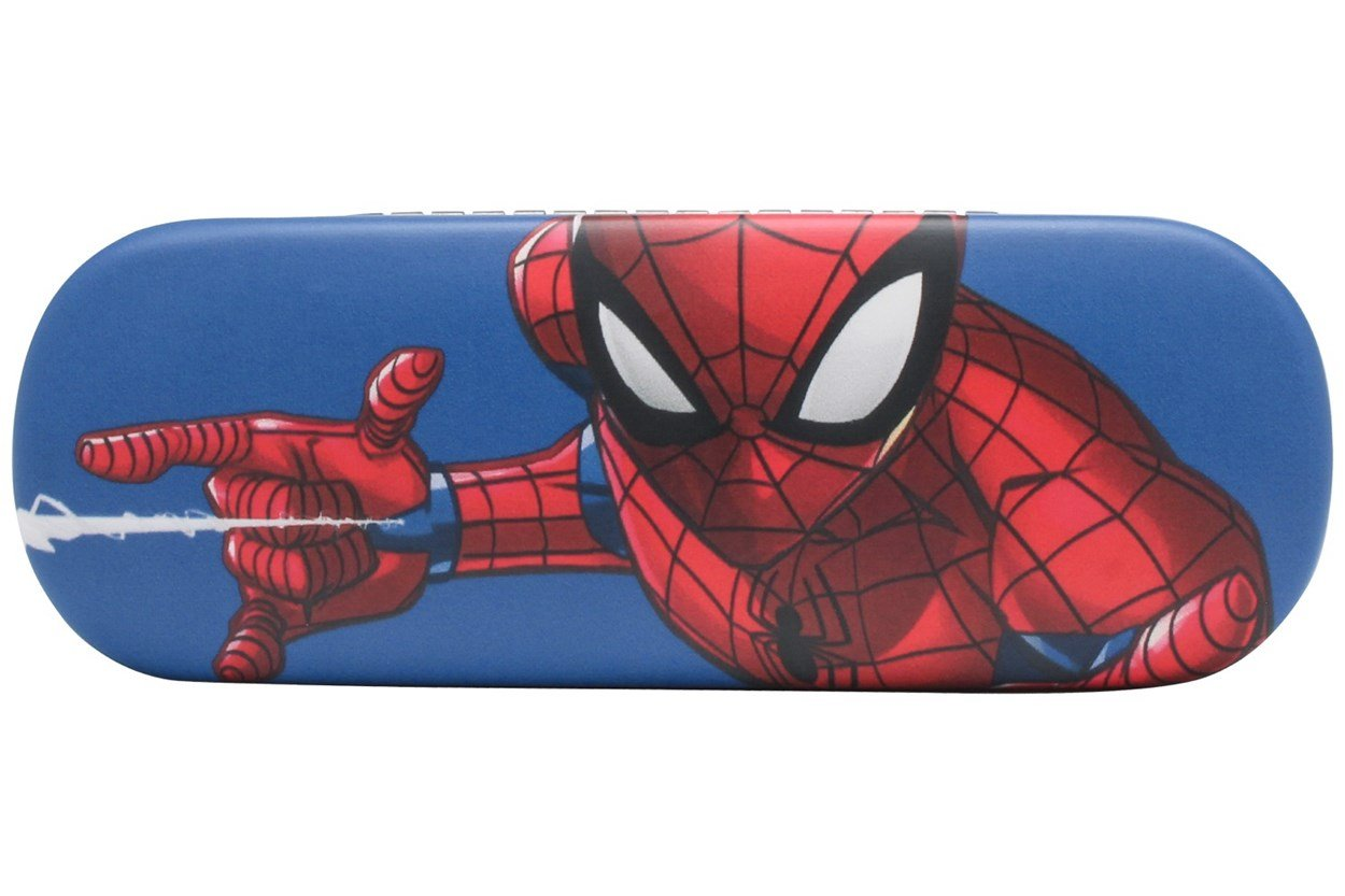 Spider-Man Spiderman Optical Eyeglass Case Blue GlassesCases