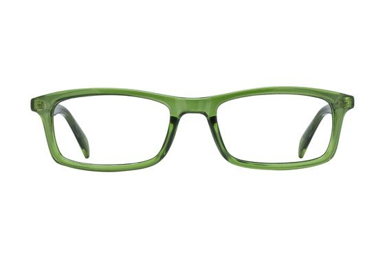 Colour Block VCMCB4 Green Glasses