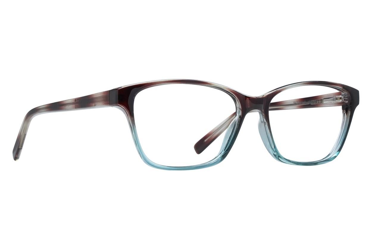 Colour Block VCWC4 Blue Glasses