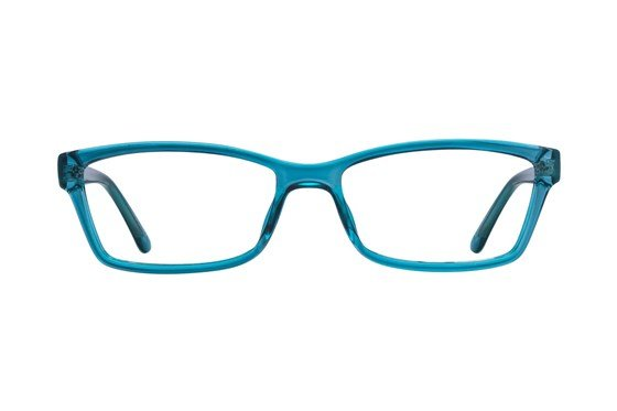 Colour Block VCWC6 Turquoise Glasses