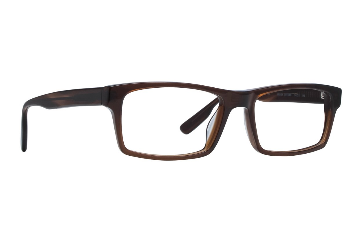 MIA MU104 Brown Glasses