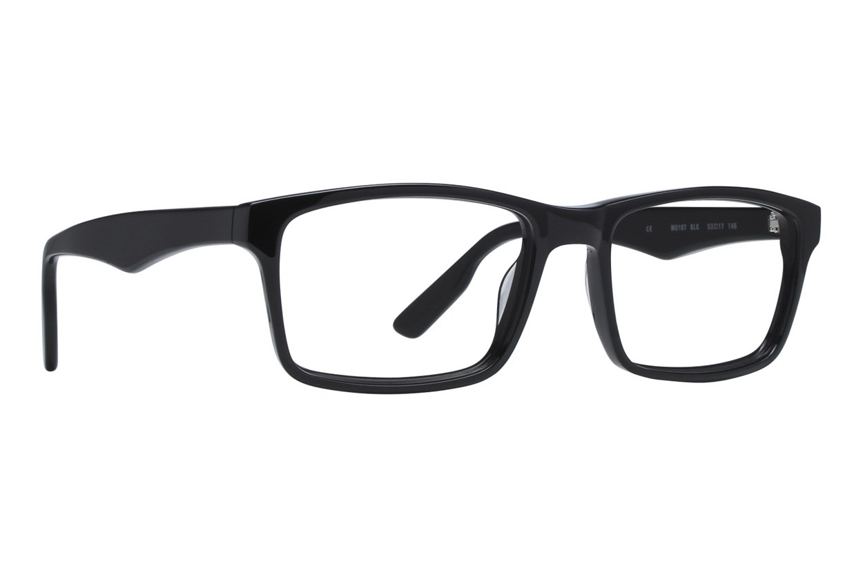 MIA MU107 Black Glasses