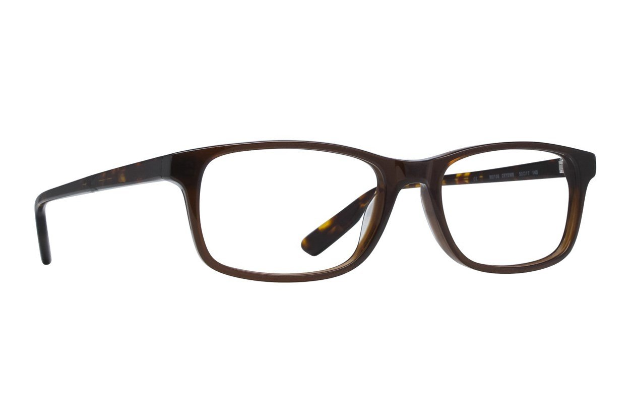 MIA MU109 Brown Glasses