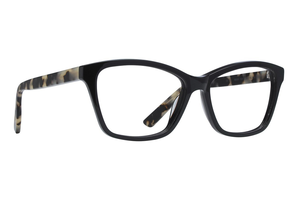 MIA MU201 Black Glasses