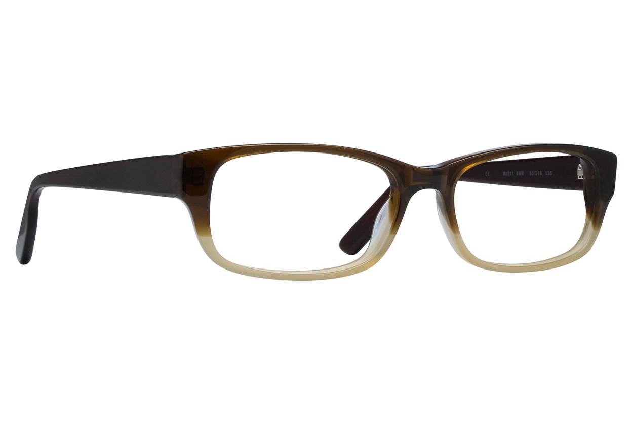 MIA MU211 Brown Glasses