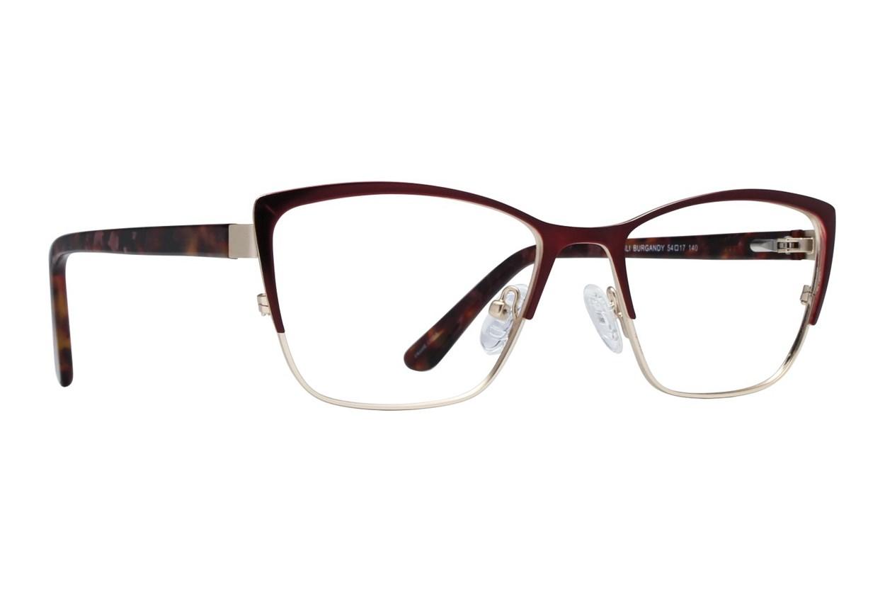 Serafina Cali Red Glasses