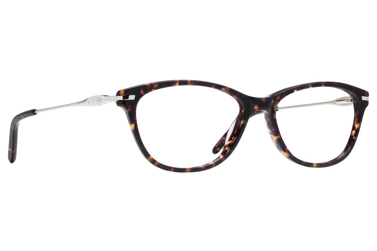 Serafina Leelo Tortoise Glasses